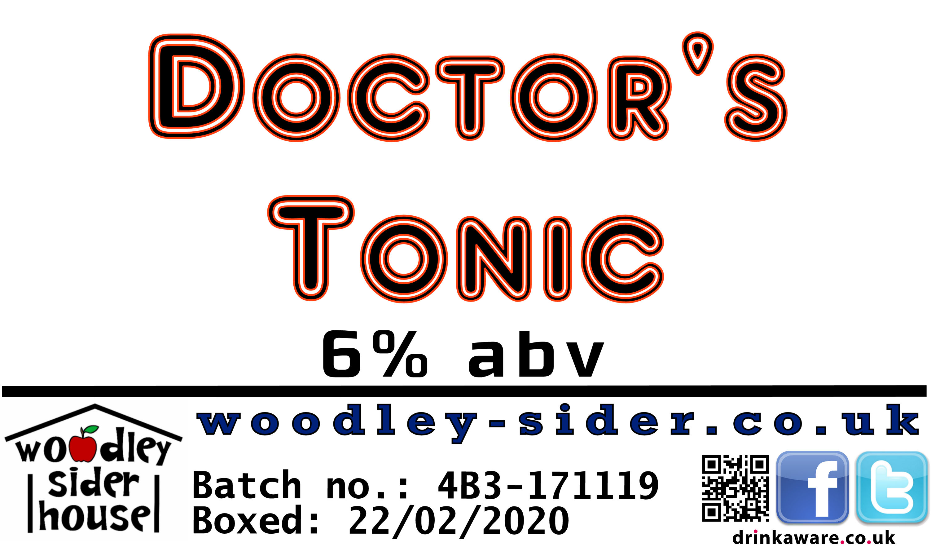 Doctor's Tonic