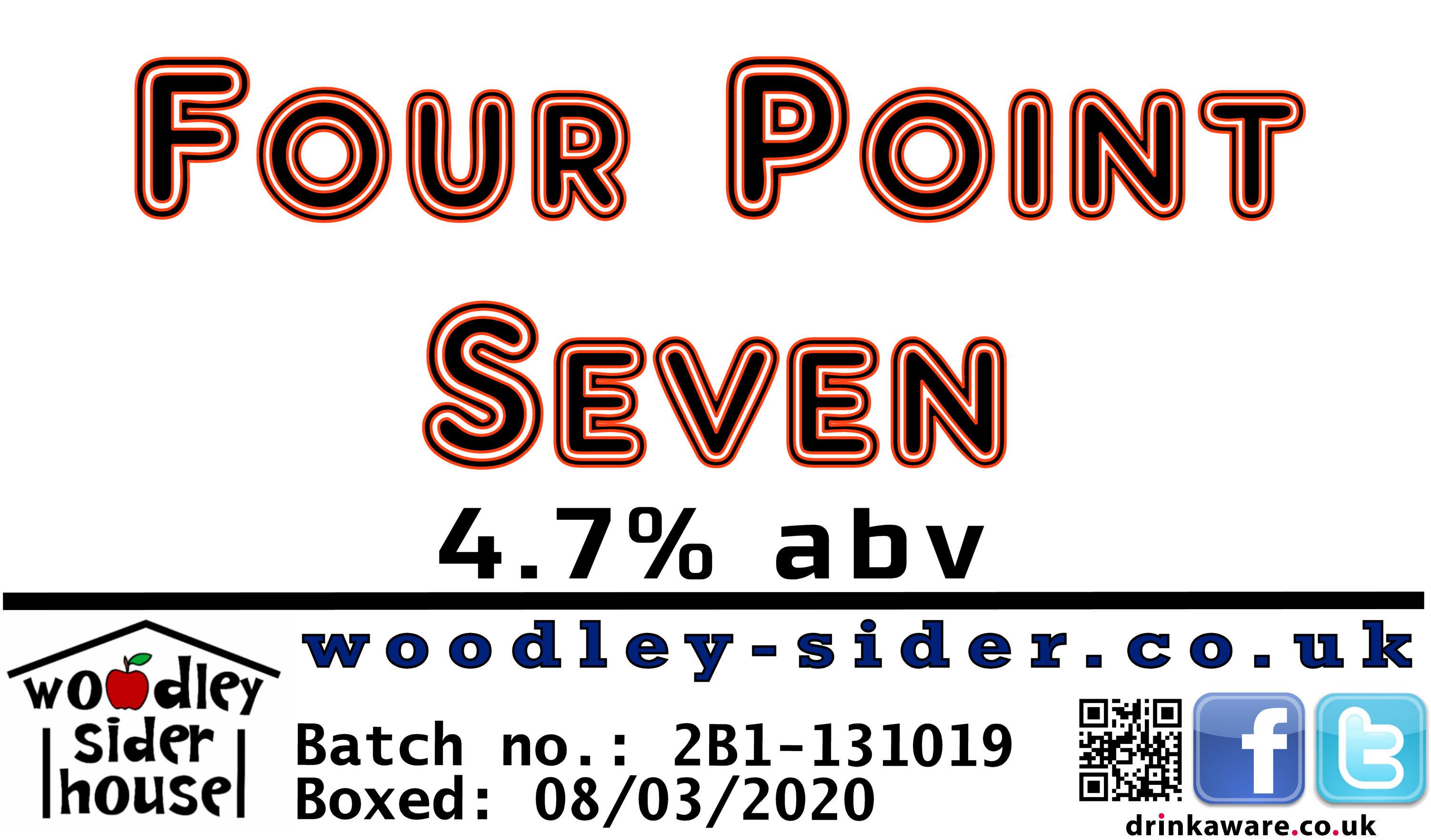 Four Point Seven