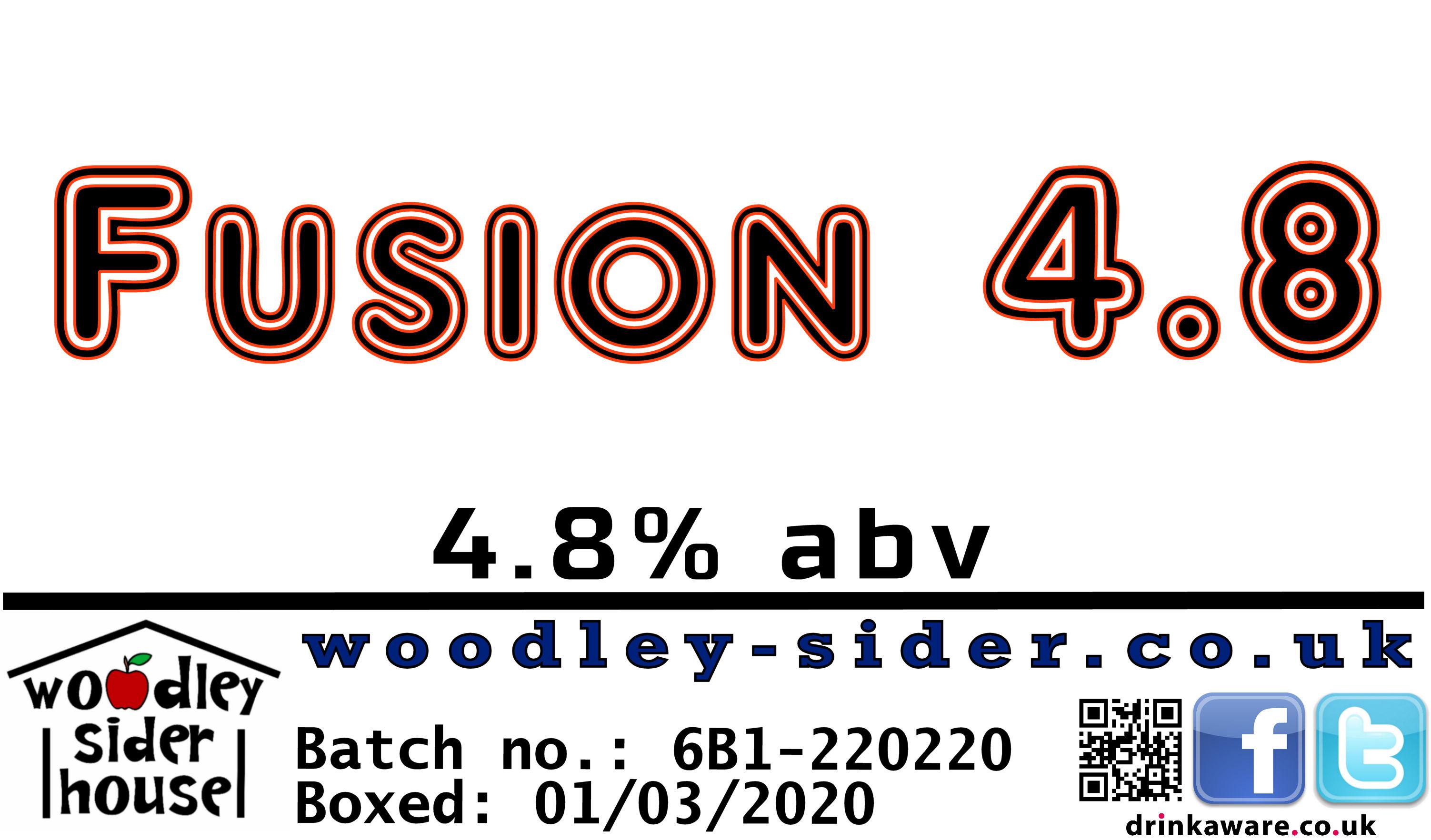 Fusion 4.8
