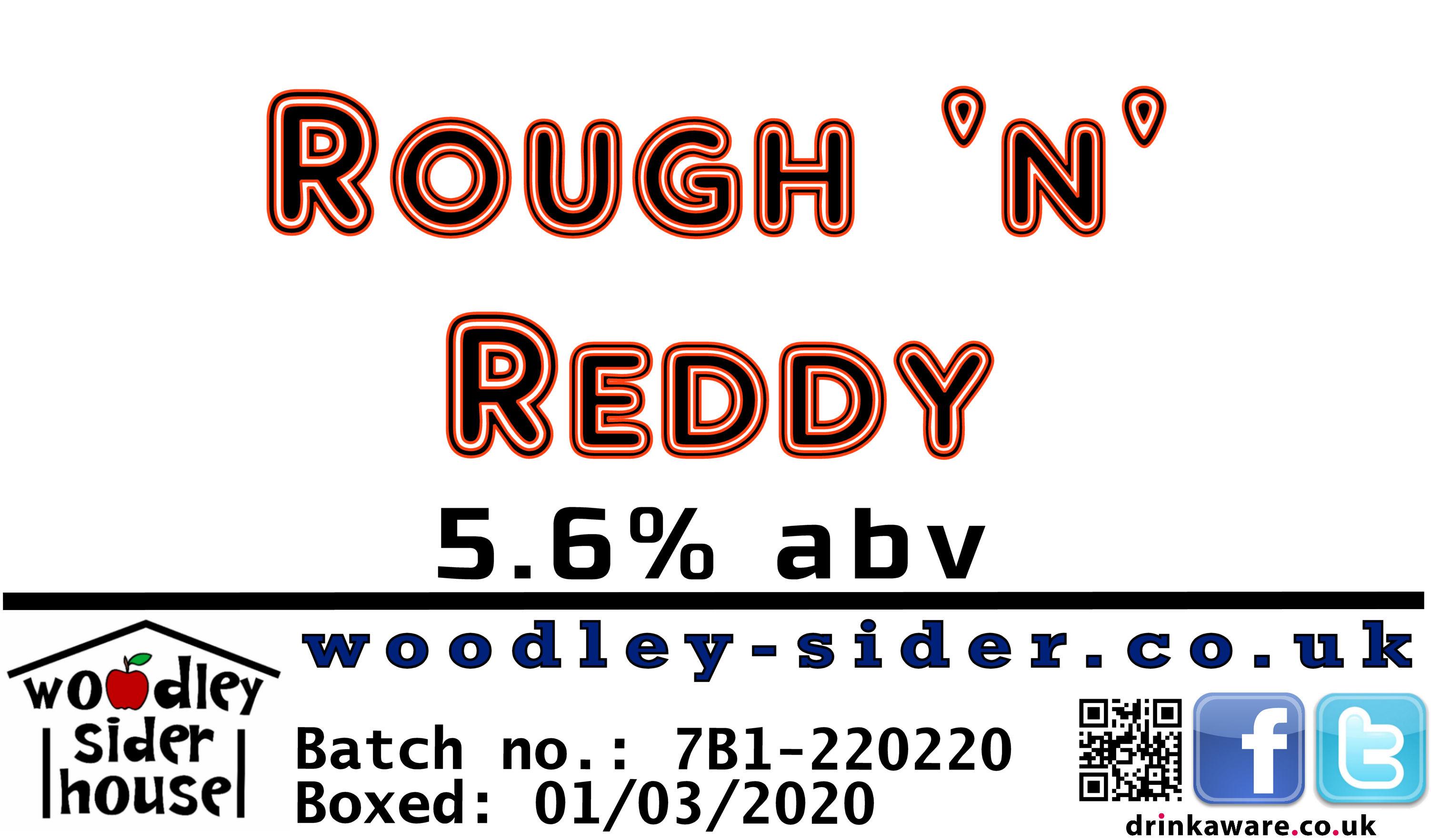 Rough 'n' Reddy