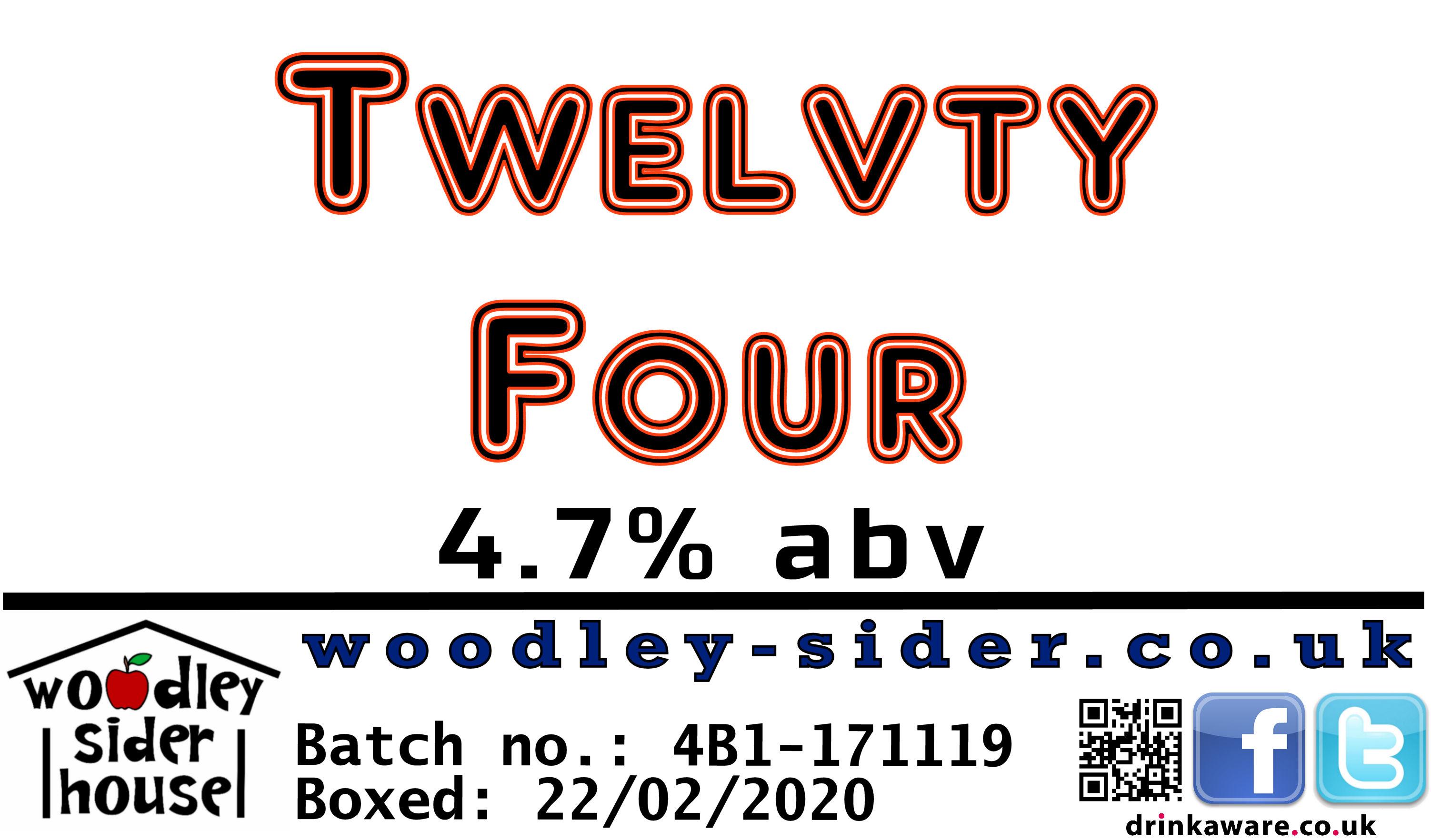 Twelvty Four