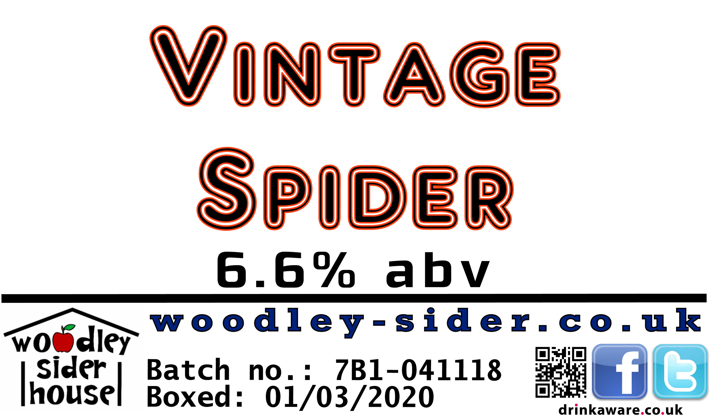Vintage Spider