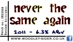 2011 Box Label - Never the same again.jpg